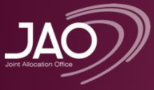 JAO logo